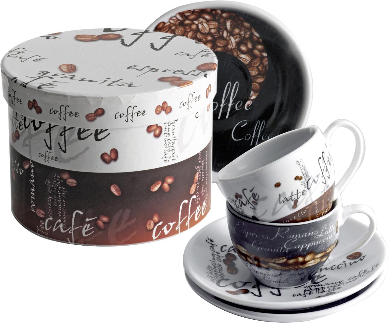 Espresso-Tassenset ´Flor ...