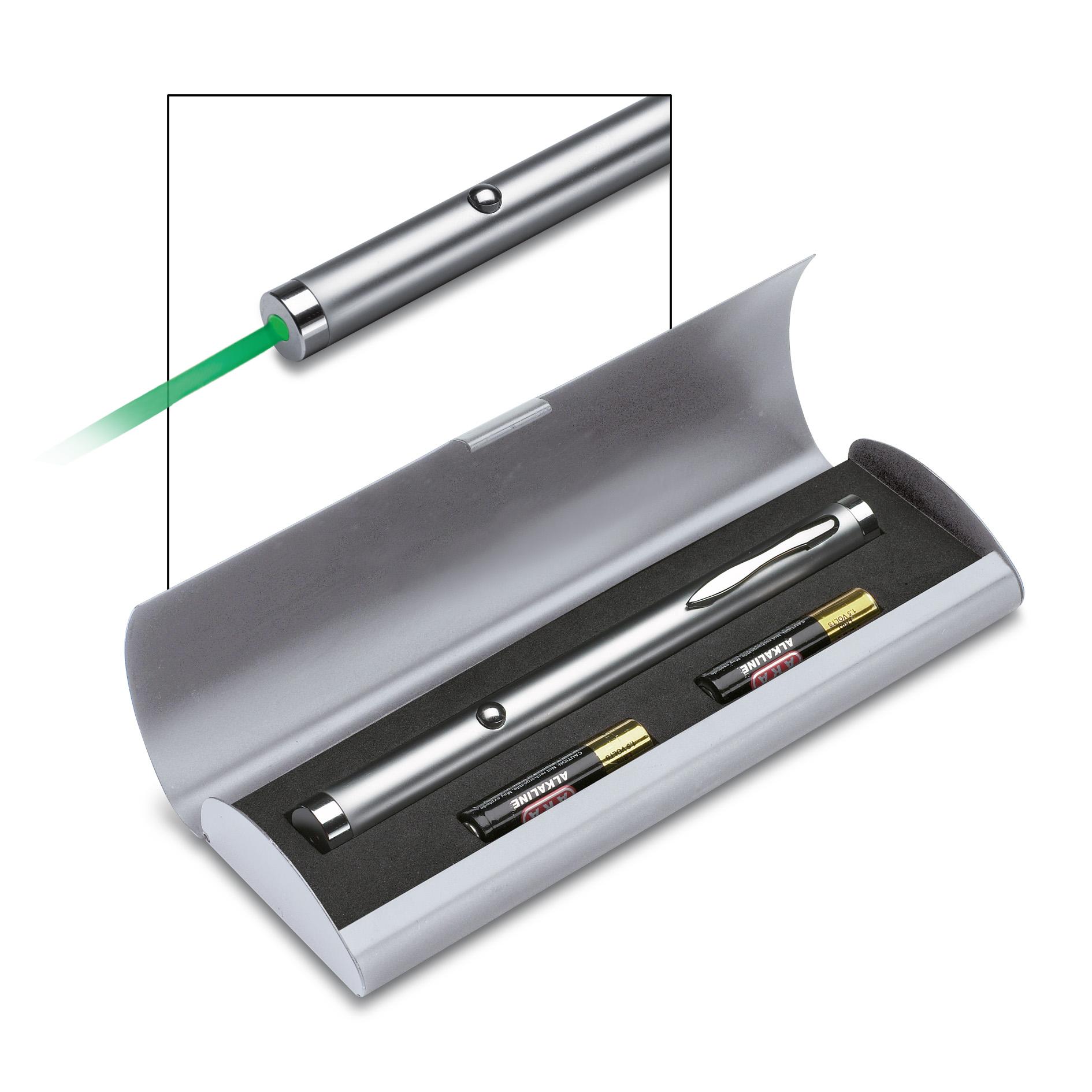 Grüner Laserpointer REFL ...