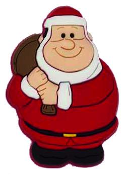 Magnet Bert® Santa