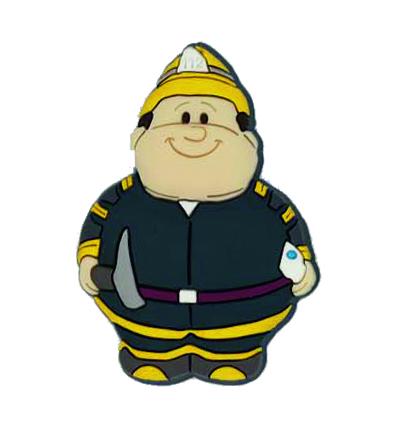 Magnet Bert® Feuerwehr