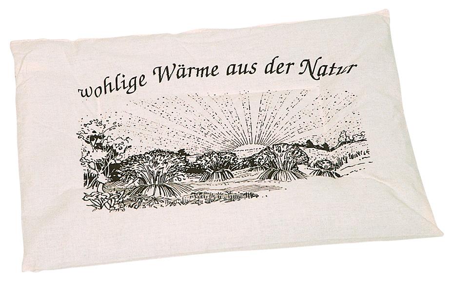 Getreidekissen - Natur-W� ...