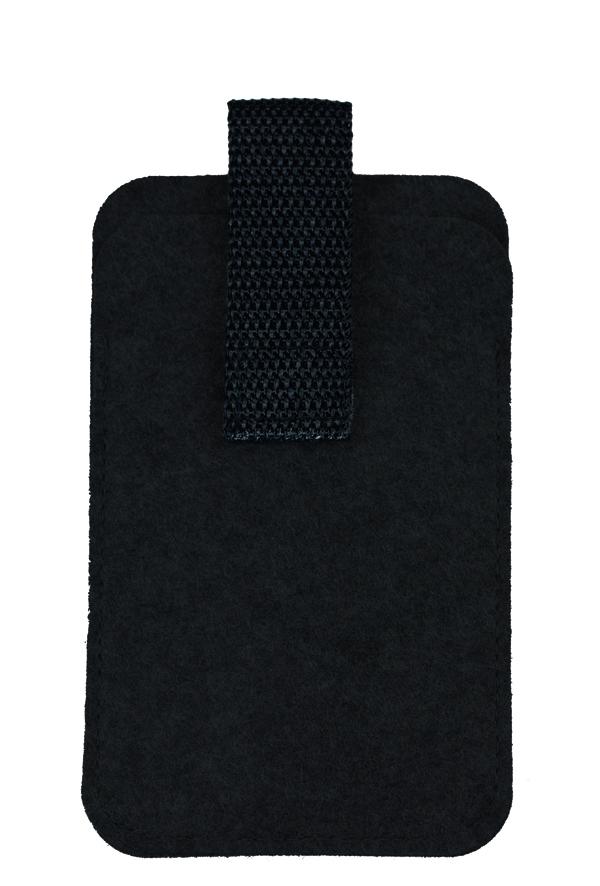Wollfilz Smartphone Tasch ...
