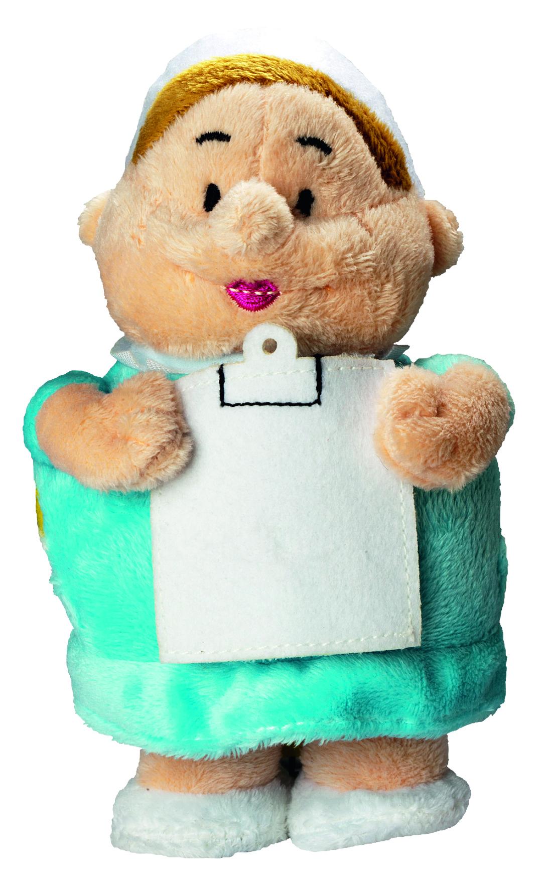 Plüsch Berta