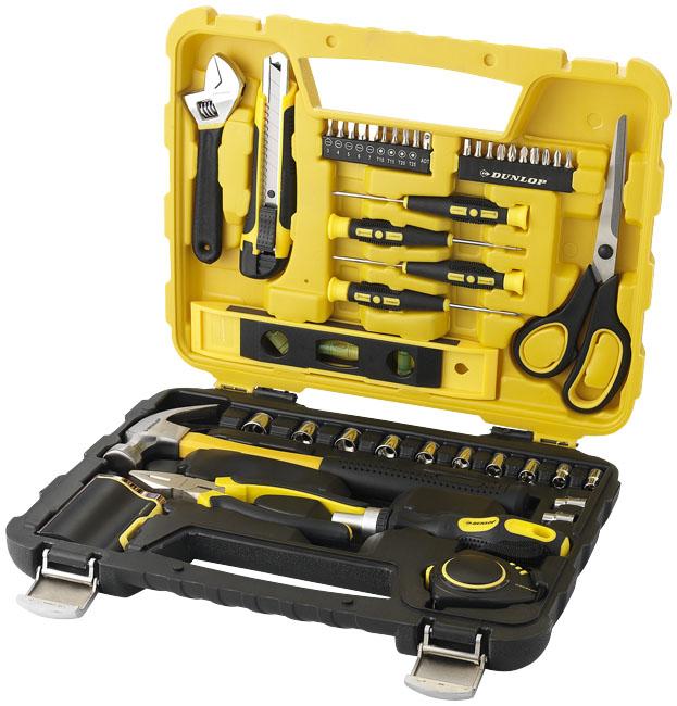 Werkzeugset, 47-teilig
