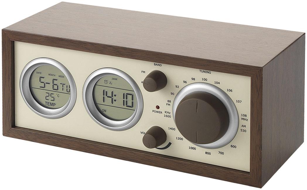 Classic Radio mit Tempera ...