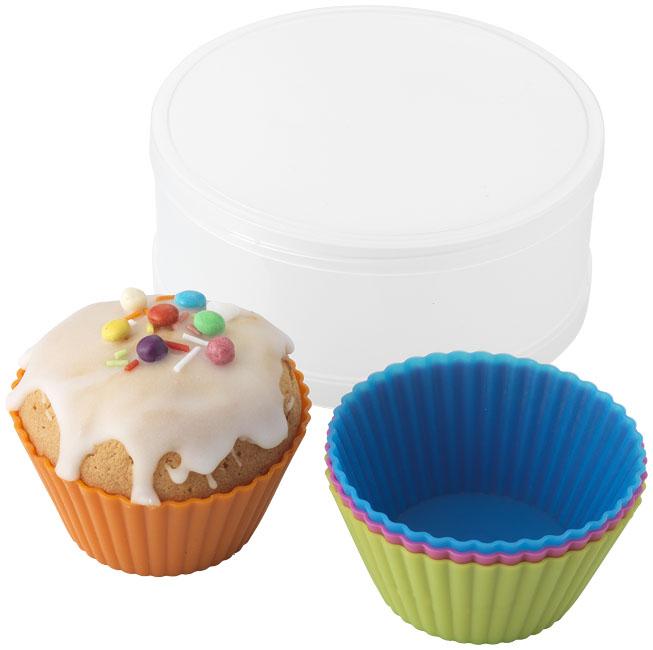 4 tlg. Cupcake Set