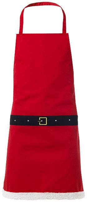 Weihnachtsmann-Schürze