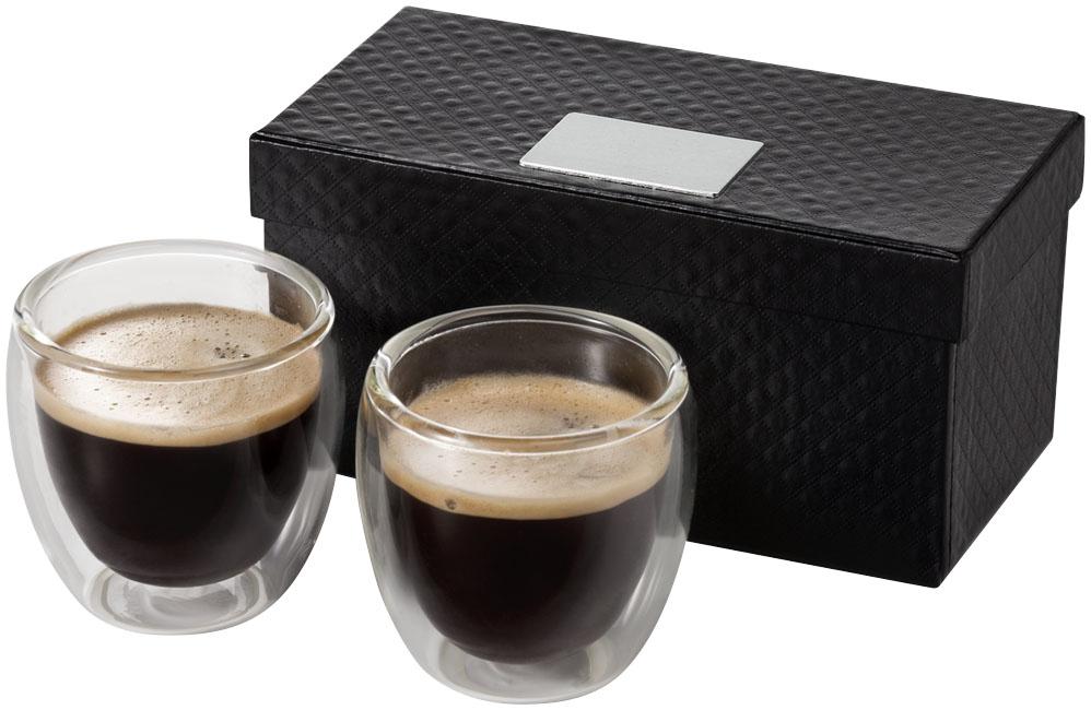 Boda Espresso-Set, 2-teil ...