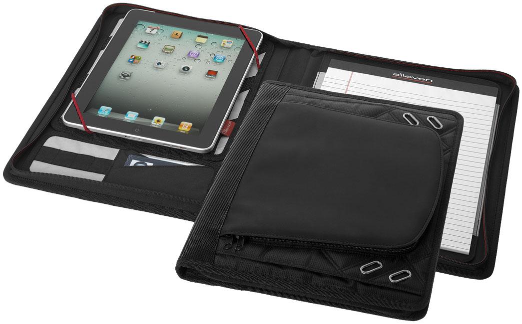 iPad-Hülle mit Notizbuch