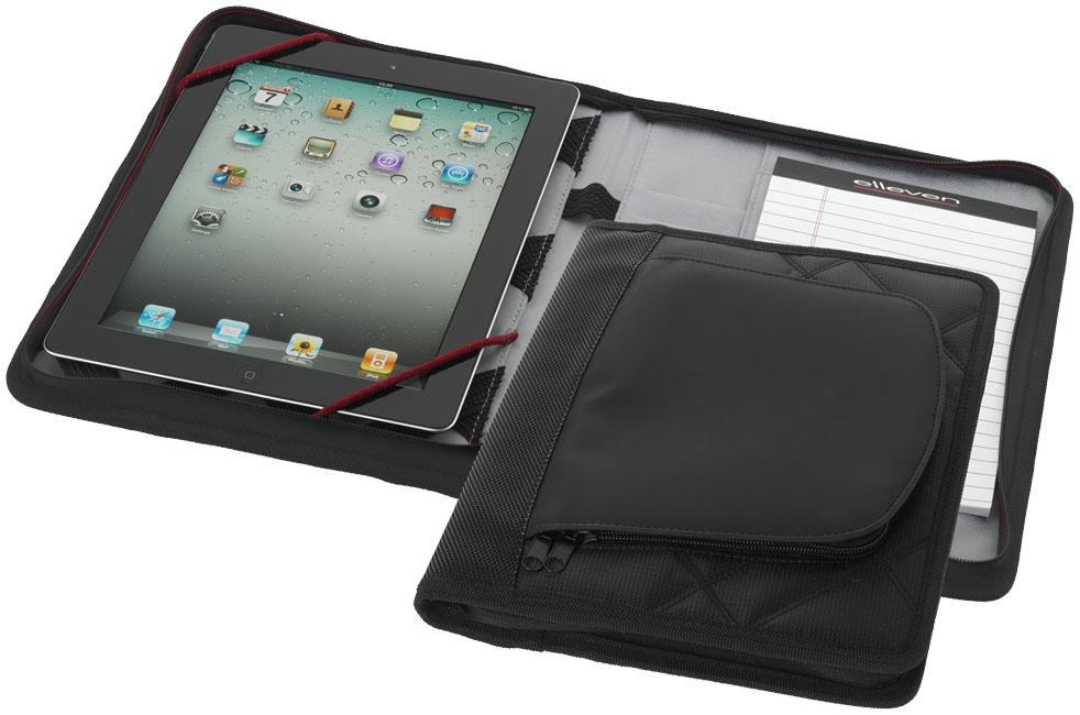 iPad-Hülle mit A5-Notizb ...
