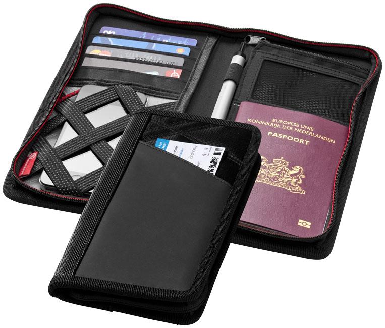 Proton Reisebrieftasche
