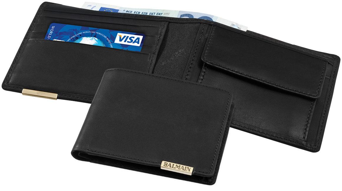 Brieftasche mit Münzfach