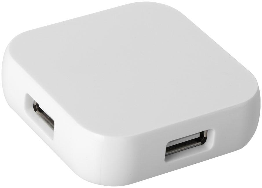 Connex USB-Hub mit 4 Ansc ...