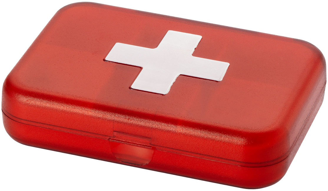 Isabelle Tablettenbox