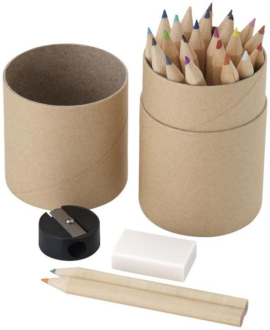 Bleistiftset, 26-teilig