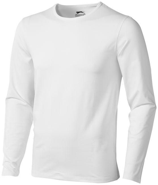 Curve T-Shirt Langarm