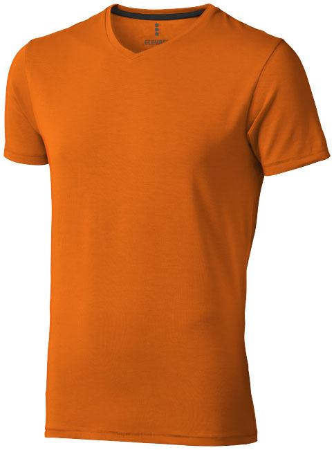 Kawartha Vneck Tee,Orange ...