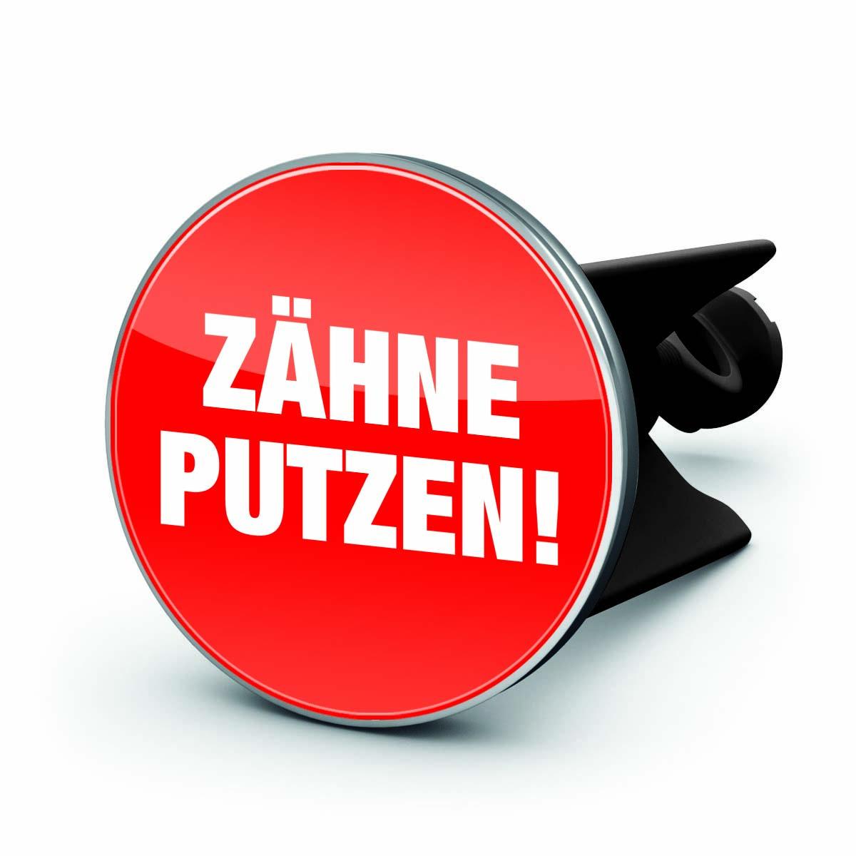 Stöpsi ZÄHNEPUTZEN!