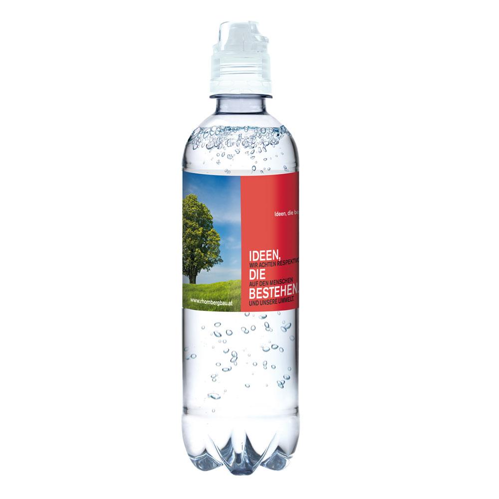 Wasser, medium, 500 ml, S ...