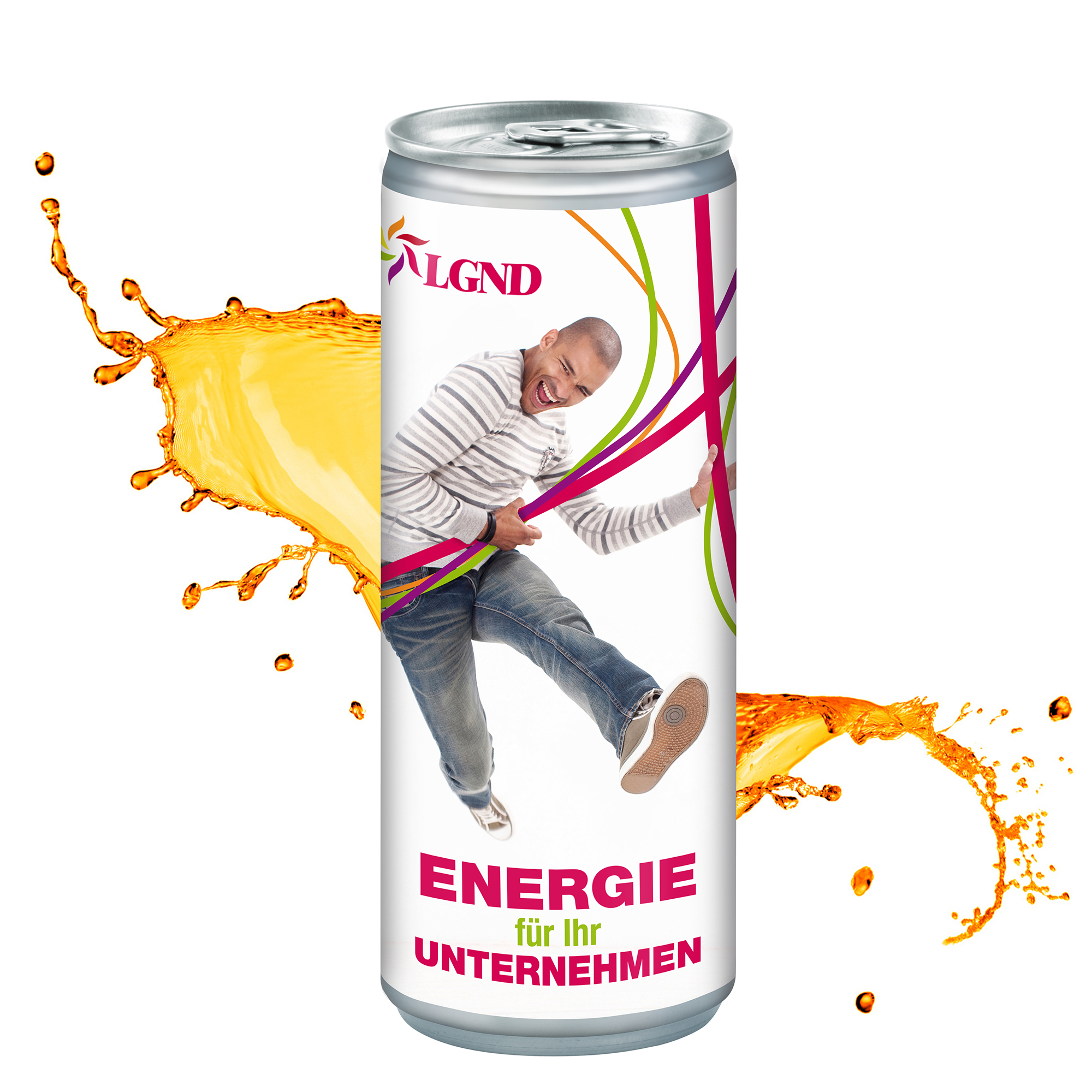 Energy Drink, 250 ml, Bod ...