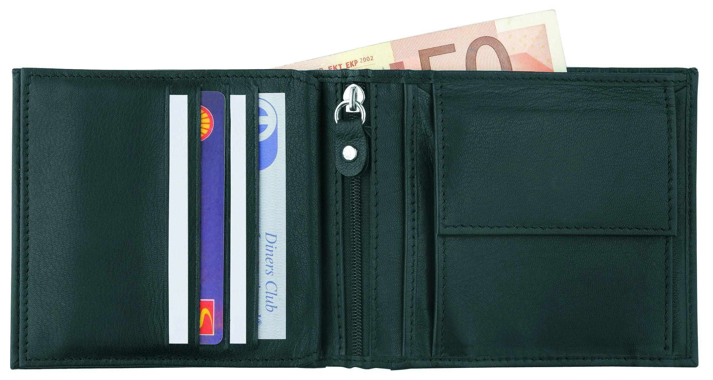 Blackmaxx® Geldbörse