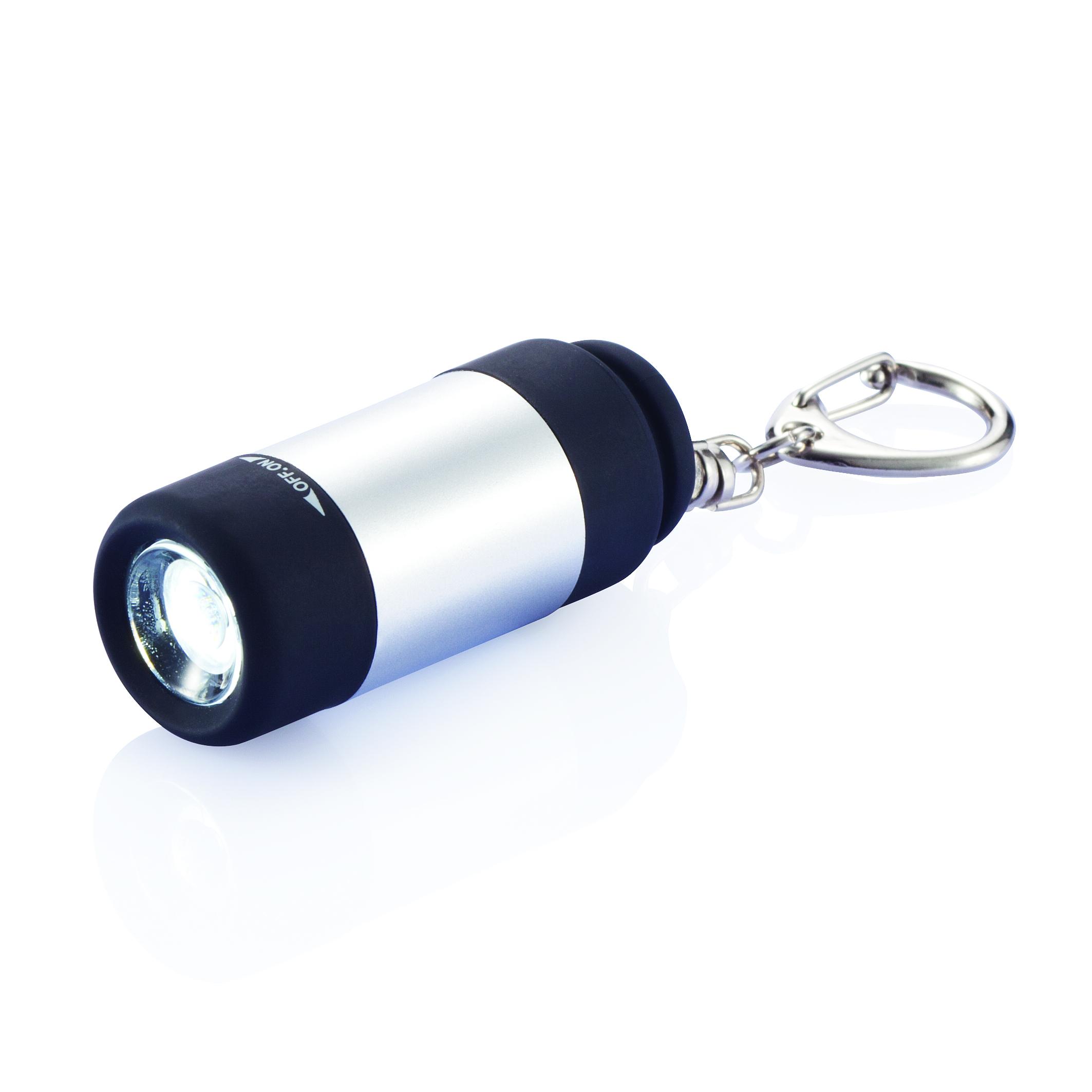 USB Taschenlampe mit Schl ...