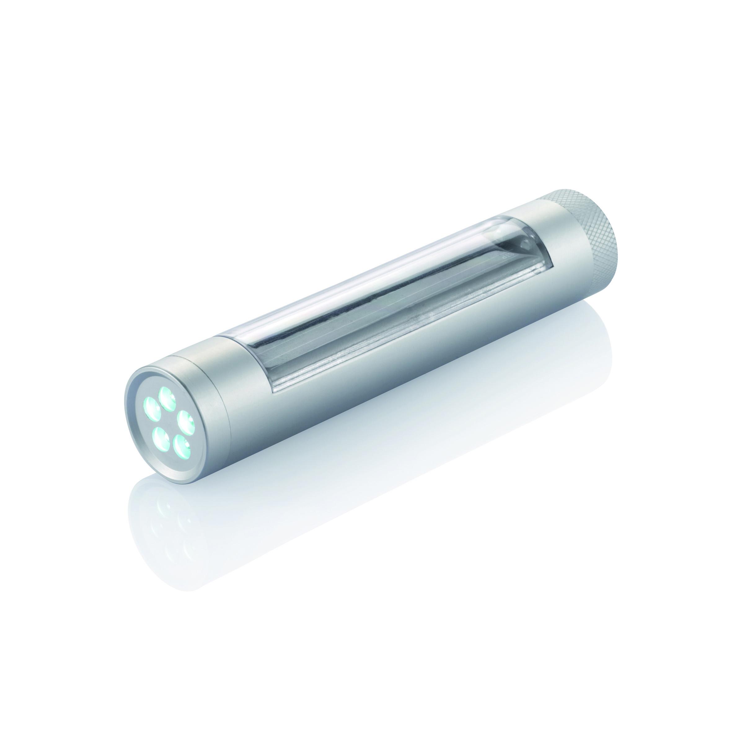 Solar Taschenlampe