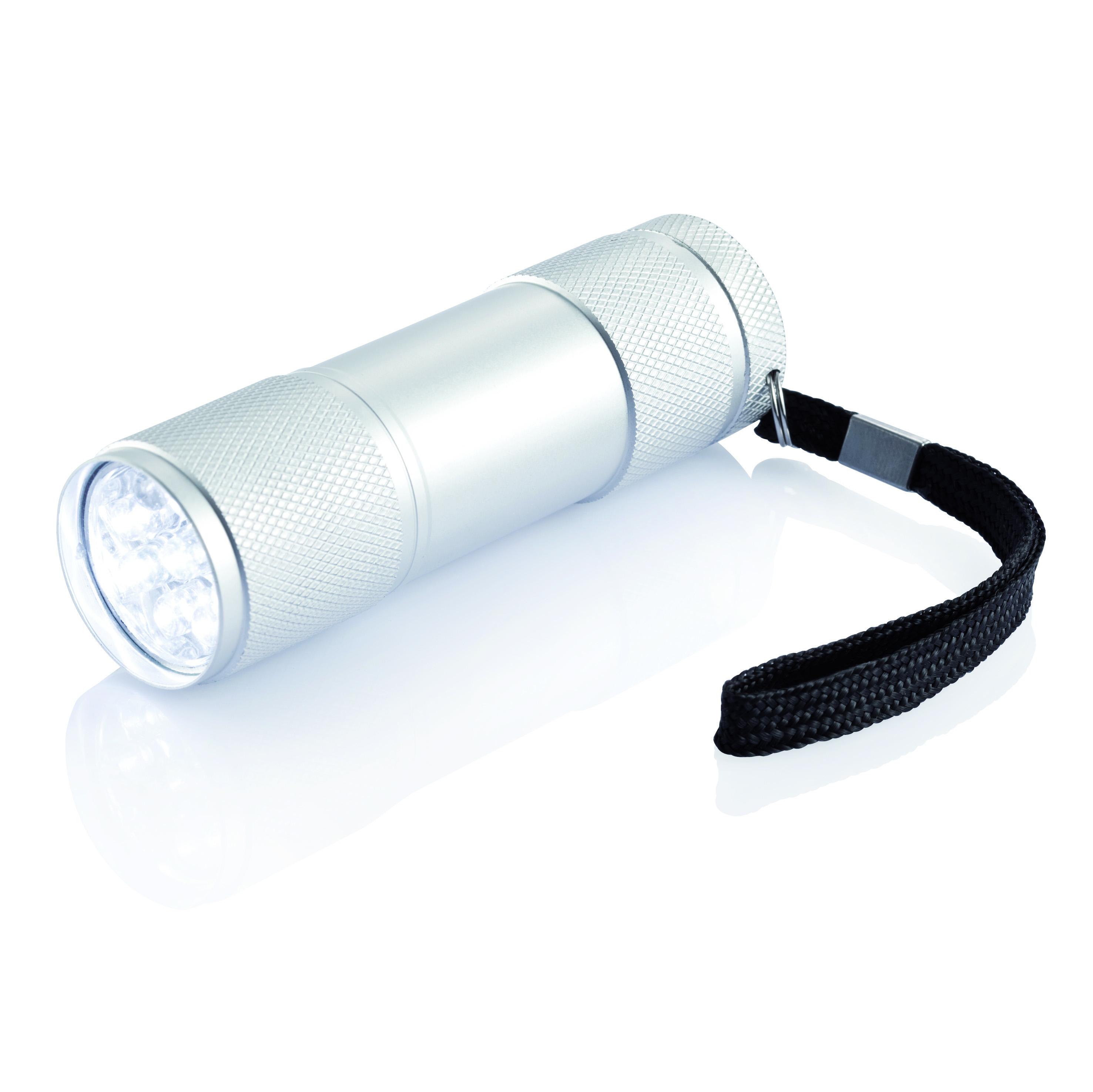 Taschenlampe Quattro in M ...